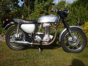 Matchless/AJS G80TCS Typhoon
