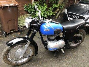 1958 AJS 250 Lightweight Tyre 14 BEAUTIFUL £2795