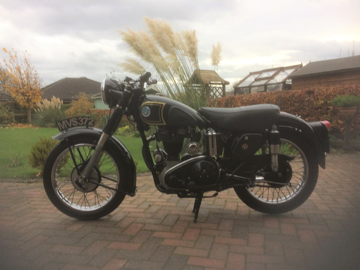 1953 AJS  350  16MS For Sale (picture 1 of 4)