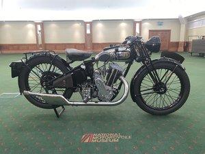 1934 AJS Model 12