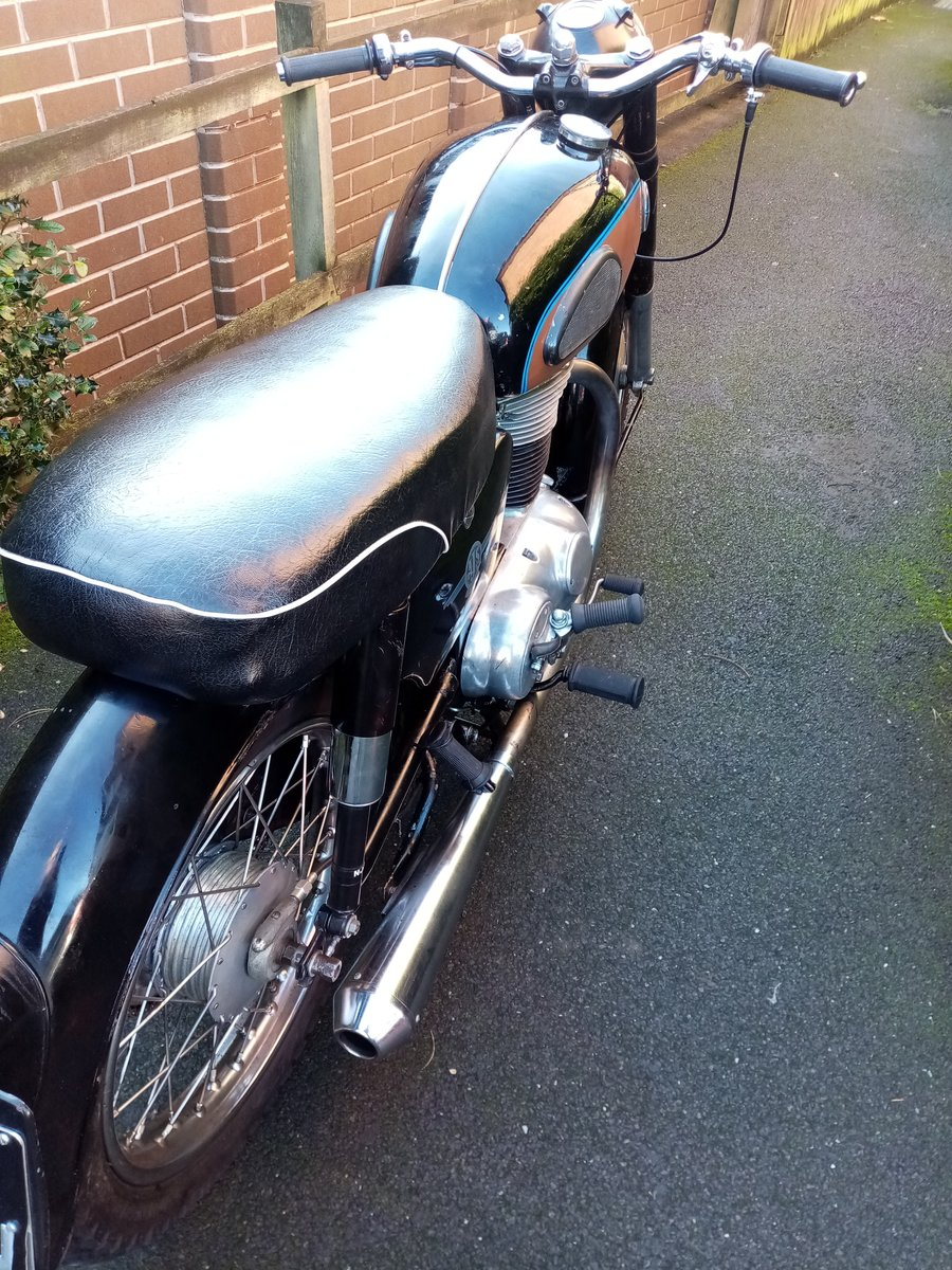 1960 AJS model 8 SOLD (picture 2 of 6)