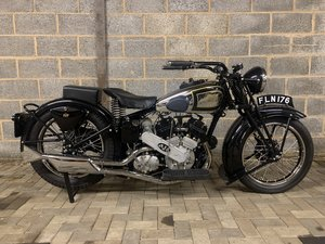 1938 AJS Model A2 1000cc