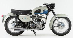 AJS 646cc Model 31 De Luxe