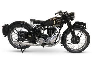 AJS 497cc Model 18