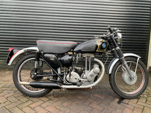 Picture of 1954 AJS 347cc 18S16S