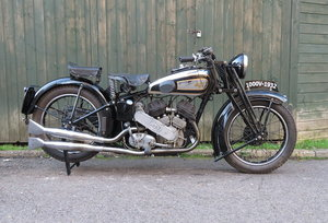 Picture of 1937 AJS 982cc Model 372 For Sale by Auction