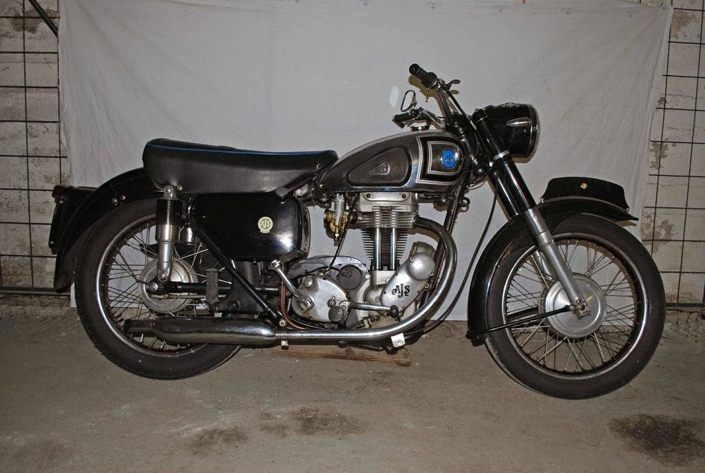 Picture of 1954 Ajs 359cc For Sale