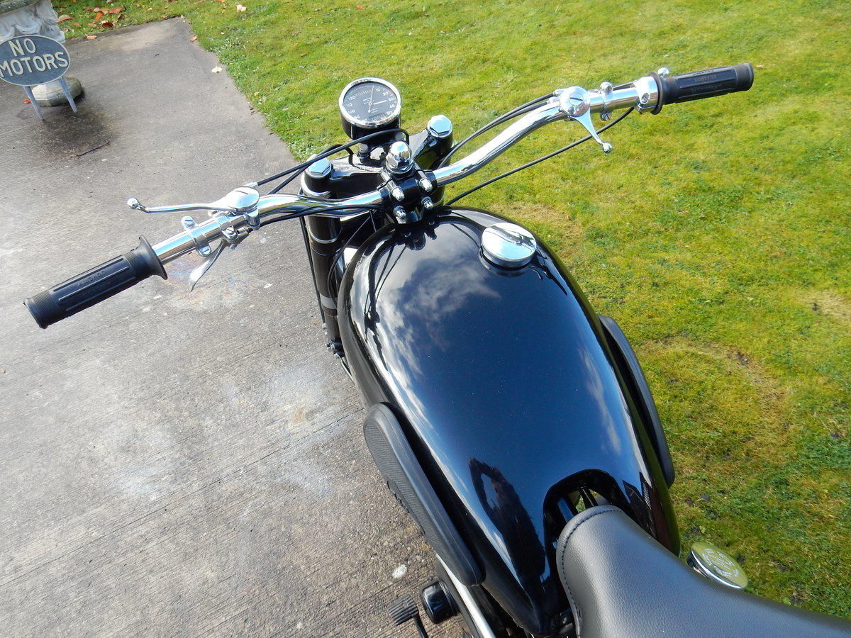 AJS 16M Competition 350cc  1949  Fabulous Condition For Sale (picture 7 of 11)