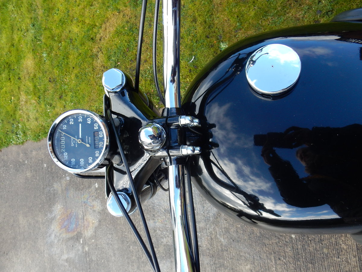 AJS 16M Competition 350cc  1949  Fabulous Condition For Sale (picture 8 of 11)
