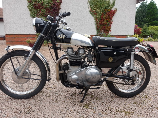 Picture of 1961 AJS 31CSR SPECIAL For Sale