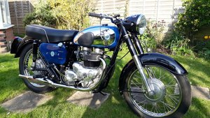 Picture of A 1961 AJS M31 De Luxe - 30/06/2021 For Sale by Auction