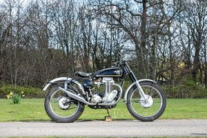 Picture of 1958 AJS 348cc Model 16 Trials Lot 6 For Sale by Auction