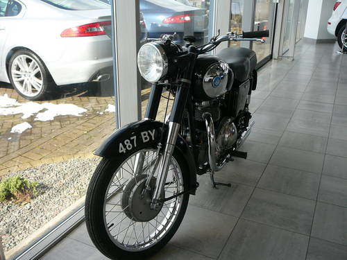 1961 AJS model 31 For Sale (picture 2 of 4)