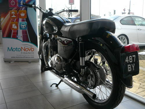 1961 AJS model 31 For Sale (picture 4 of 4)