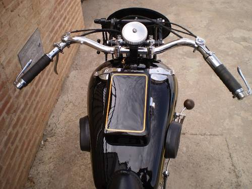 1929 AJS MR 10 SR (SPECIAL RACING )500cc OHC For Sale (picture 2 of 6)