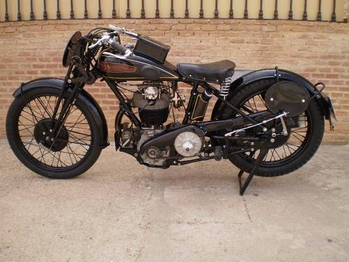 1929 AJS MR 10 SR (SPECIAL RACING )500cc OHC For Sale (picture 3 of 6)