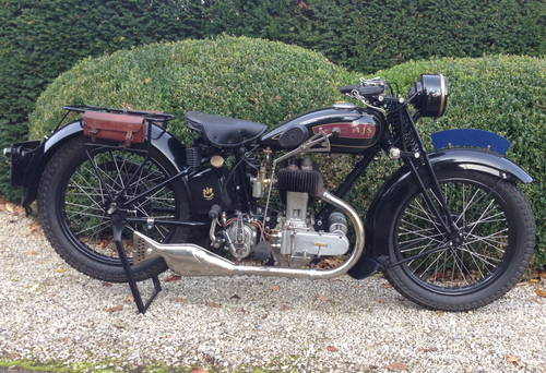 AJS - M9  500cc   1929 For Sale (picture 1 of 6)