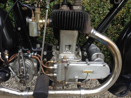 AJS - M9  500cc   1929 For Sale (picture 2 of 6)