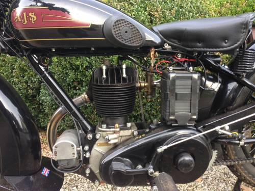 AJS - M9  500cc   1929 For Sale (picture 5 of 6)
