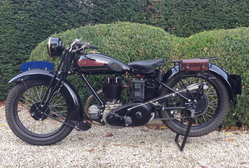 AJS - M9  500cc   1929 For Sale (picture 6 of 6)