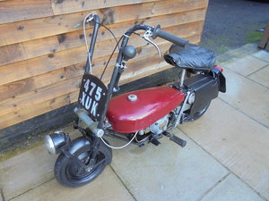 Brockhouse corgi 98cc  very good condition