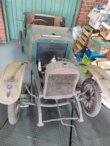 1913 Rolling Chasis Alba / Projet Alba For Sale