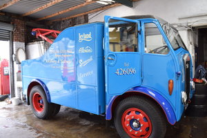 1954 Albion chieftain breakdown lorry For Sale