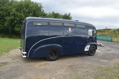1951 Albion FT521 Glasgow Prison Transfer Vehicle at Auction SOLD by Auction (picture 2 of 6)