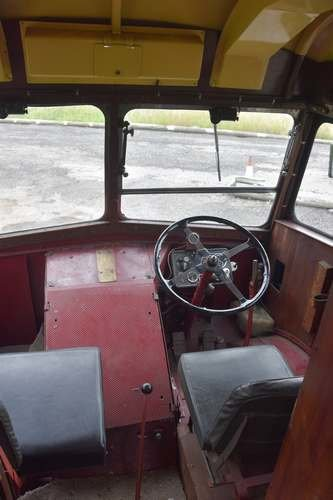 1951 Albion FT521 Glasgow Prison Transfer Vehicle at Auction SOLD by Auction (picture 4 of 6)