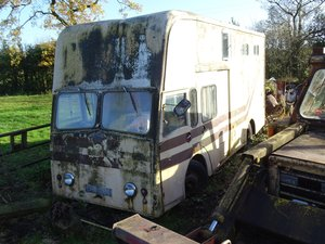 1965 Albion Claymore Horse Box