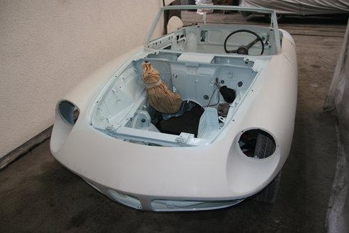 1966 Alfa Romeo 1600 spider   For Sale (picture 1 of 6)