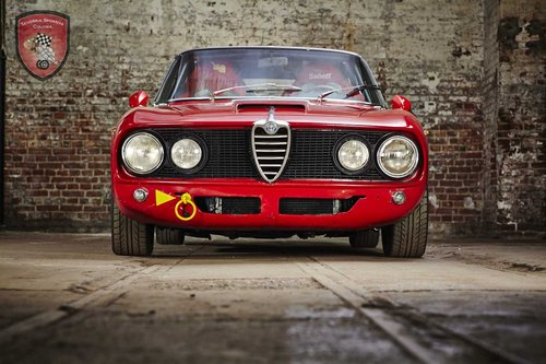 1966 Alfa Romeo 2600 Sprint Coupe  For Sale (picture 1 of 6)