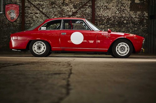 1966 Alfa Romeo 2600 Sprint Coupe  For Sale (picture 2 of 6)