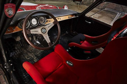 1966 Alfa Romeo 2600 Sprint Coupe  For Sale (picture 5 of 6)