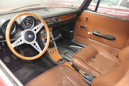 1971 Alfa Romeo 1750 GTV II restored  For Sale (picture 3 of 6)