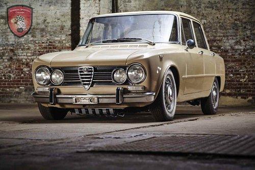 1973 Alfa Romeo Giulia Super 1300 tipo 115.09 For Sale (picture 1 of 6)