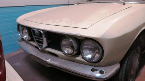 1969 ALFA ROMEO 1750 gtv RHD RESTO PRJECT For Sale (picture 2 of 6)