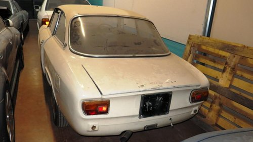 1969 ALFA ROMEO 1750 gtv RHD RESTO PRJECT For Sale (picture 4 of 6)