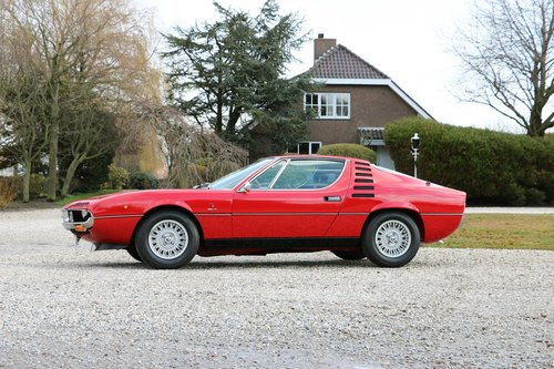 1972 Alfa Romeo Montreal For Sale (picture 1 of 6)