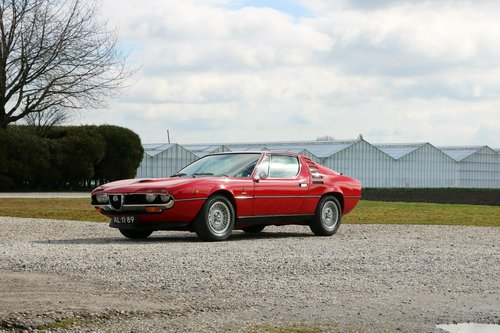 1972 Alfa Romeo Montreal For Sale (picture 2 of 6)