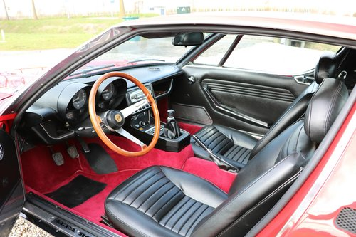 1972 Alfa Romeo Montreal For Sale (picture 4 of 6)