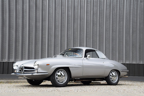 1964 One of just 1'400 Alfa Romeo Giulia SS built For Sale by Auction (picture 1 of 6)