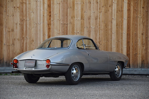 1964 One of just 1'400 Alfa Romeo Giulia SS built For Sale by Auction (picture 4 of 6)