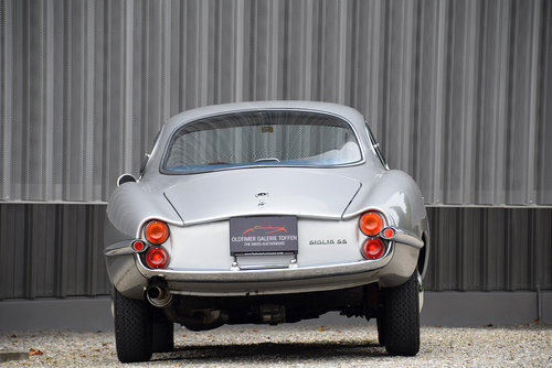 1964 One of just 1'400 Alfa Romeo Giulia SS built For Sale by Auction (picture 6 of 6)
