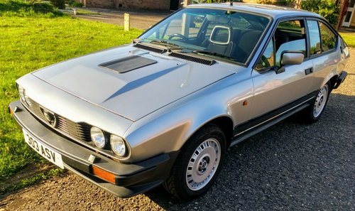 Afla romeo gtv6 1984 For Sale (picture 2 of 6)