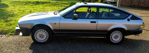 Afla romeo gtv6 1984 For Sale (picture 4 of 6)