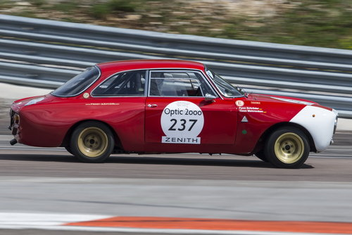 1968 ALFA ROMEO  1750 GTAm by AUTODELTA    For Sale (picture 1 of 6)