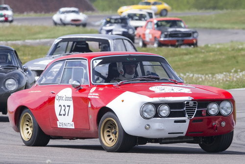 1968 ALFA ROMEO  1750 GTAm by AUTODELTA    For Sale (picture 3 of 6)