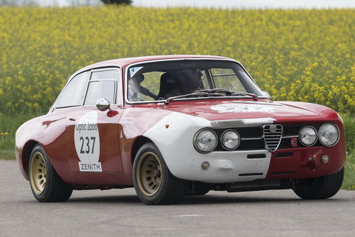 1968 ALFA ROMEO  1750 GTAm by AUTODELTA    For Sale (picture 4 of 6)