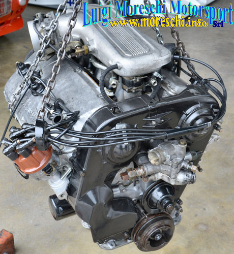 1981 Alfa Romeo GTV6 2.5L Engine For Sale (picture 1 of 6)